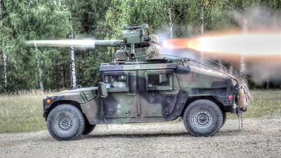 TOW mới dẫn đường bằng dây để đánh bại tăng Nga
