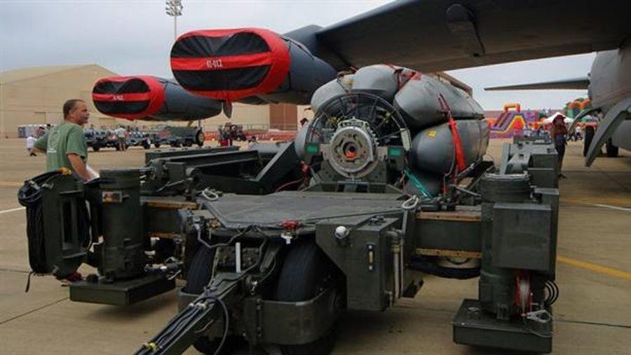 Máy bay Mỹ thử độ nhạy hệ thống phòng không Nga