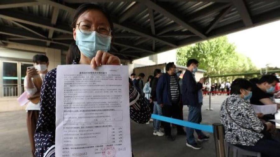 Thông điệp đằng sau một tỷ mũi vaccine ngừa Covid-19 của Trung Quốc