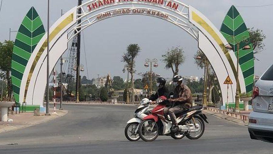 Bình Dương áp dụng giãn cách xã hội theo Chỉ thị 16 tại TP Thuận An và thị xã Tân Uyên