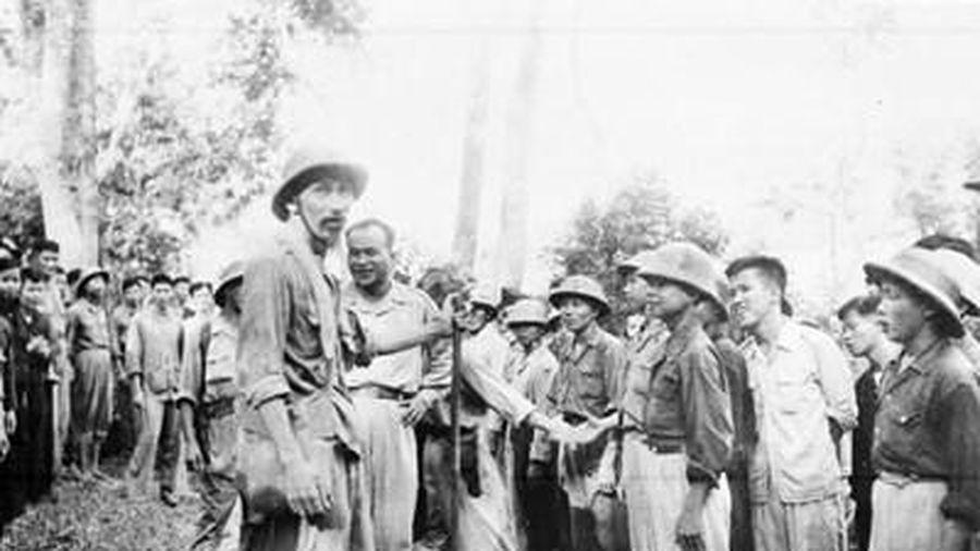 Rèn luyện nhân cách người cán bộ lãnh đạo, chỉ huy theo tư tưởng Hồ Chí Minh trong giai đoạn hiện nay