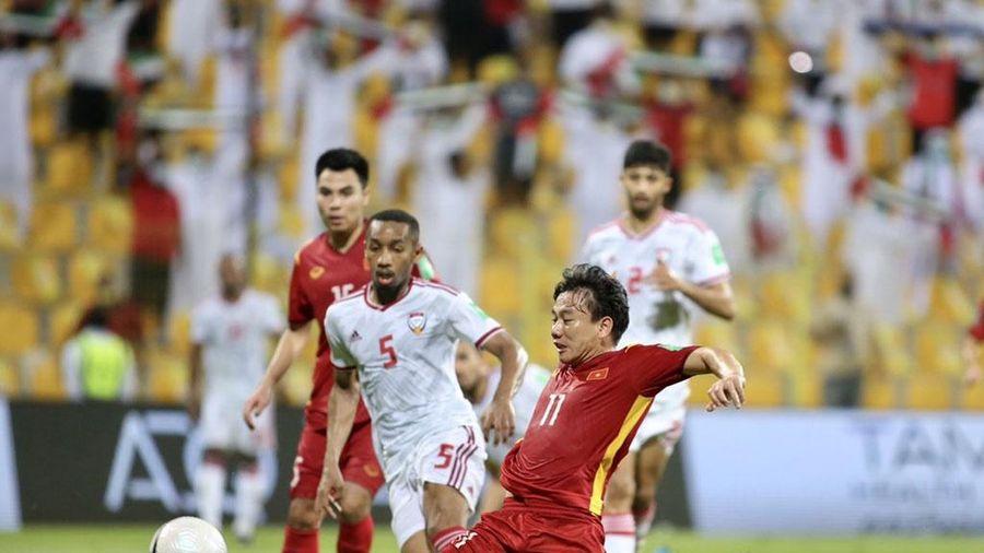 Thêm thống kê đáng tự hào của tuyển Việt Nam ở vòng loại World Cup