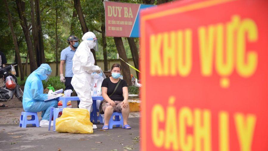 Bắc Ninh: Thêm 26 ca mắc mới, xử phạt 52 trường hợp ra khỏi nhà không cần thiết