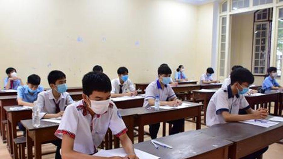 Thái Bình: Gợi ý đáp án bài Tiếng Anh thi vào lớp 10