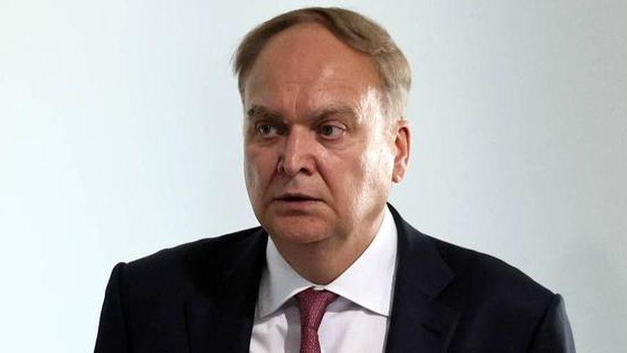 Đại sứ Nga lên đường trở lại Mỹ