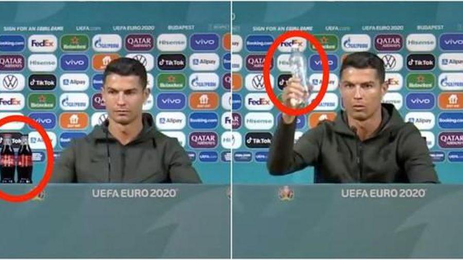 Chuyện Ronaldo và Coca mất 4 tỷ USD- Sự thật hay huyền thoại?