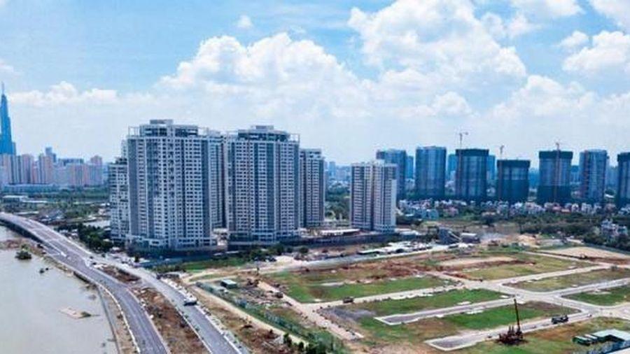 Bộ Xây dựng lo ngại thị trường bất động sản tiềm ẩn nhiều rủi ro