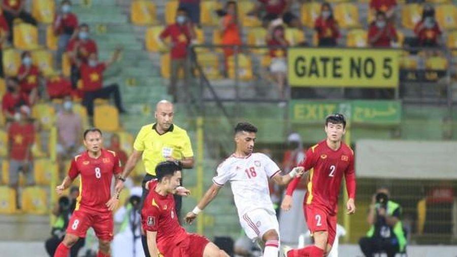 Đội tuyển Việt Nam đứng đầu Đông Nam Á hạng mục 'chơi đẹp'