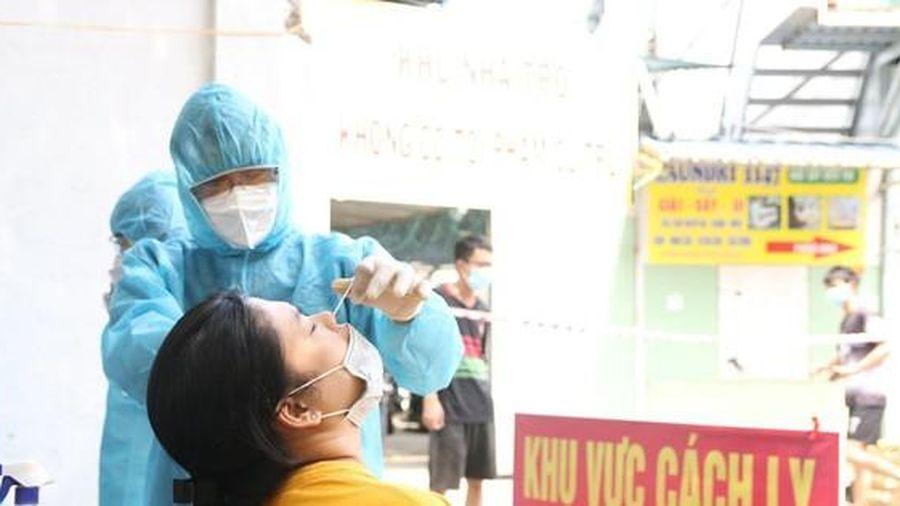 TPHCM thêm 91 ca nhiễm mới, trong đó một công ty tới 27 ca
