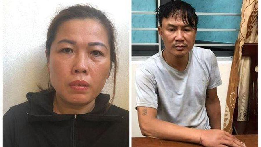 Bắt cặp vợ chồng buôn ma túy chống trả quyết liệt lực lượng chức năng