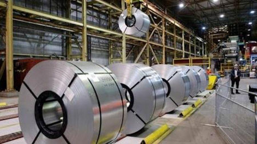 Vì đâu xuất khẩu sắt thép tăng mạnh tới 117% giá trị?