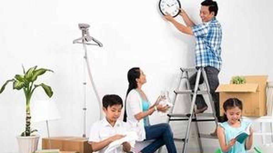 Ngôi nhà là sự phản chiếu, nhà càng sạch gia chủ càng hạnh phúc