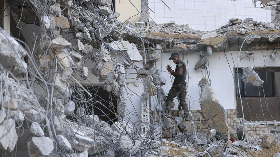 Phóng viên TTXVN tại Israel: Tác nghiệp trong hoàn cảnh chiến tranh