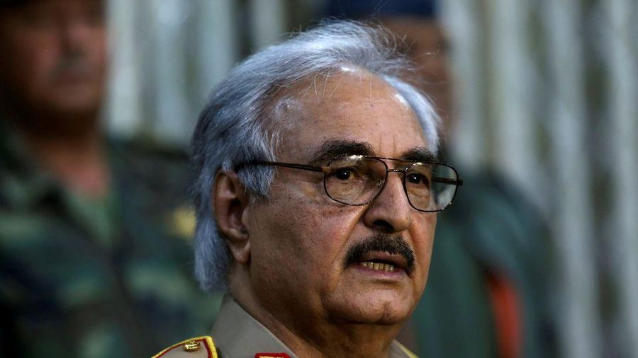 Lực lượng trung thành với Tướng Haftar đóng cửa biên giới với Algeria