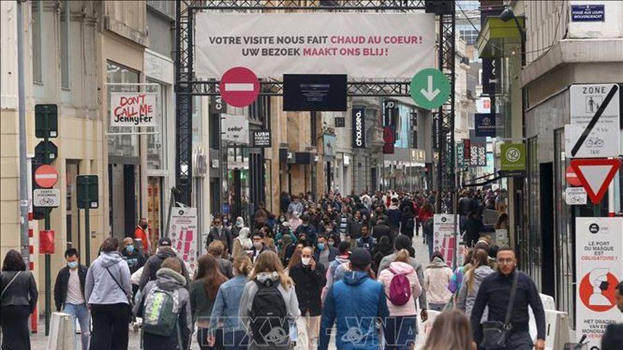Bỉ cấm người đến từ Anh nhập cảnh