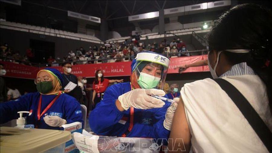 Indonesia ghi nhận ngày có số ca nhiễm cao nhất kể từ cuối tháng 1/2021