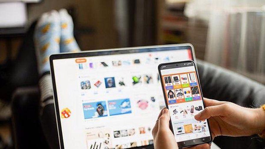 Sàn thương mại điện tử có thể bị ảnh hưởng tiêu cực vì quy định phải kê khai và nộp thuế hộ người bán