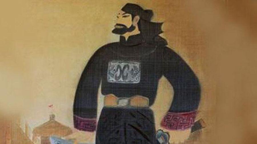 Chân dung Từ Hải trong sử sách