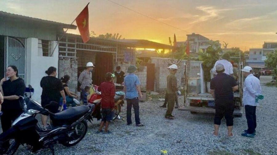 Cưỡng chế đất quốc phòng tại Hải Phòng: Đã có 30 hộ dân tự giác tháo dỡ