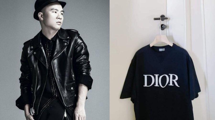 Đỗ Mạnh Cường gây tranh cãi khi so sánh áo Dior không khác áo thun 196 ngàn đồng