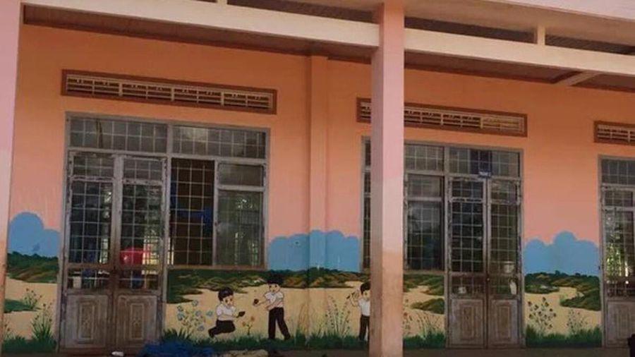 Phát hiện thi thể thiếu nữ 17 tuổi đang phân hủy trong trường học ở Đắk Lắk