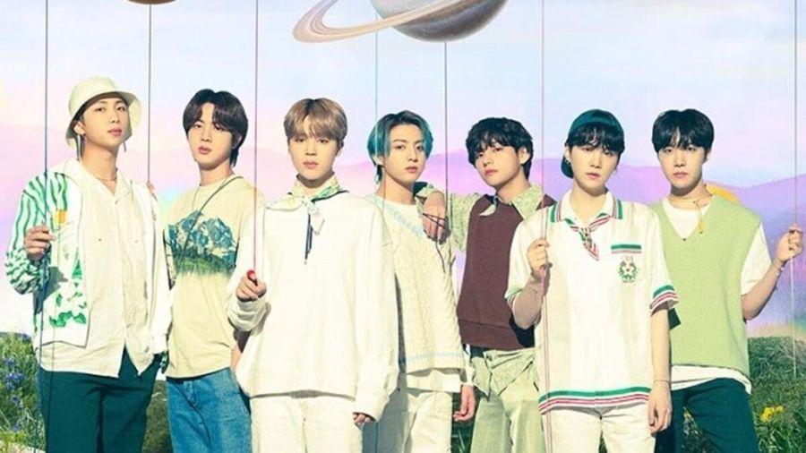 BTS bất ngờ trở thành hình mẫu để thiết kế sách giáo khoa dạy tiếng Hàn