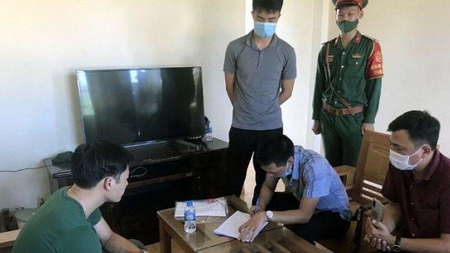 Bị xử phạt vì giả danh sĩ quan quân đội để… tán gái