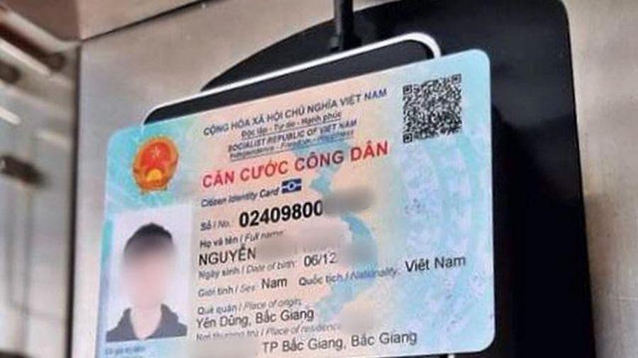 Từ 1/7, bỏ giấy xác nhận số CMND cũ khi giao dịch