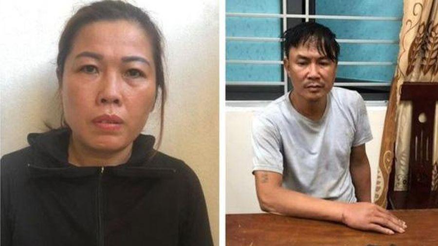 Bắt 2 đối tượng ở Nghệ An mua bán trái phép chất ma túy