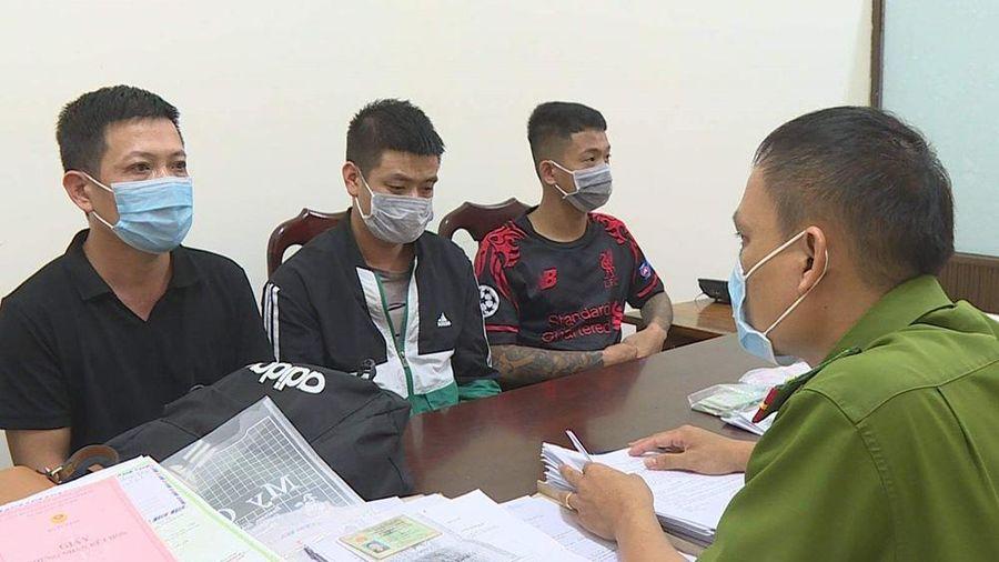Bắt giữ nhóm cho vay lãi cao tại Đắk Lắk