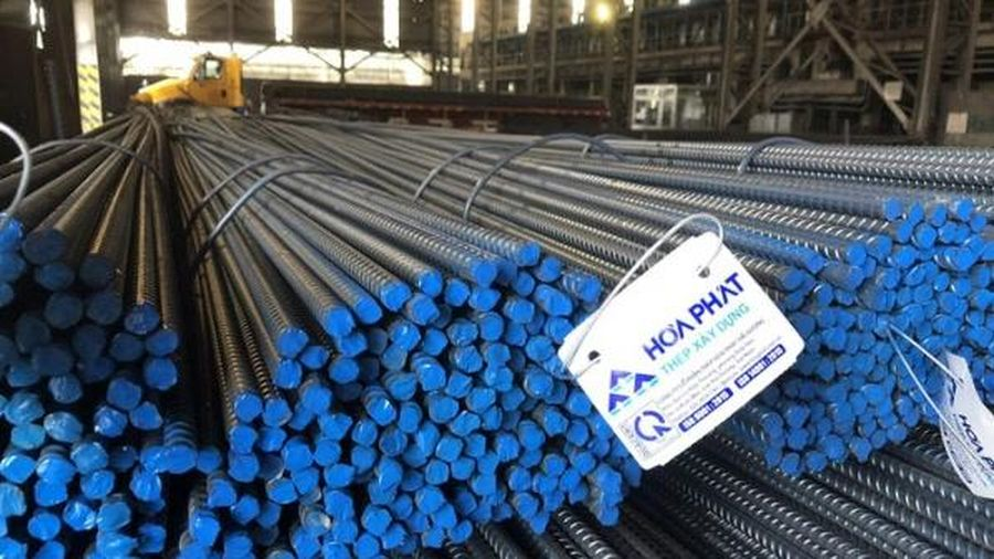 5 tháng đầu năm, lượng xuất khẩu sắt thép của Việt Nam sang Trung Quốc tăng gấp đôi