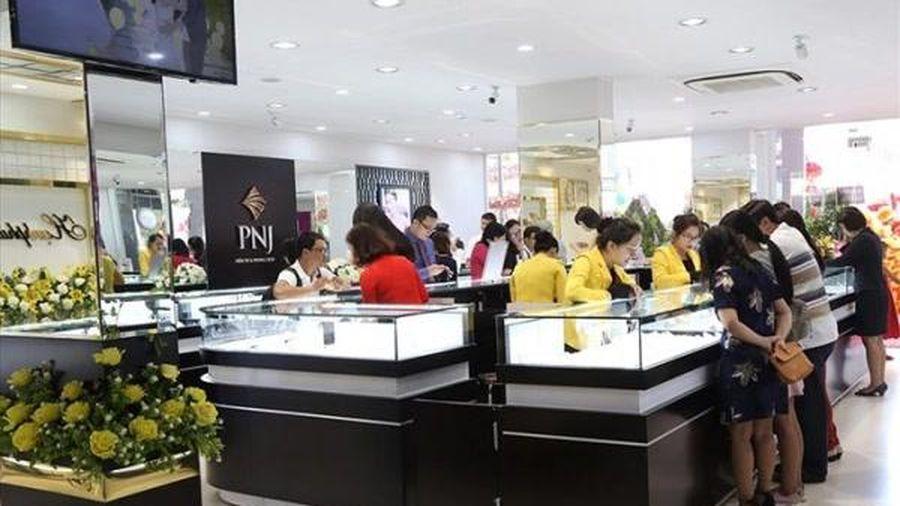 PNJ bị phạt, truy thu thuế hơn 1 tỷ đồng