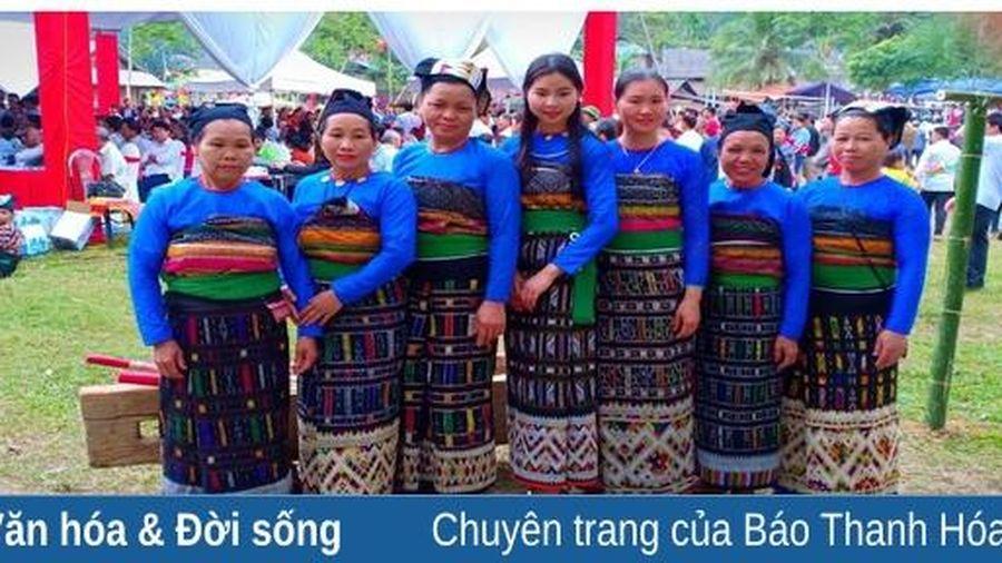 Đặc sắc trang phục truyền thống dân tộc Thái huyện Quan Sơn