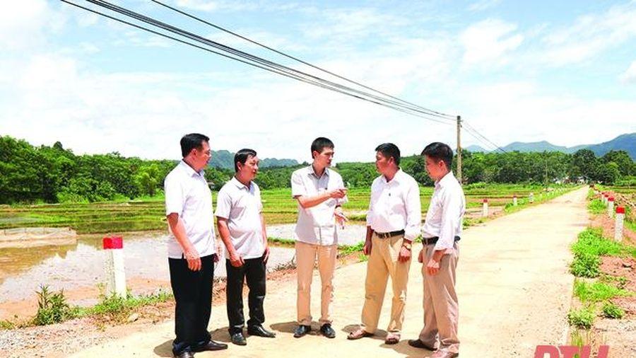 Đảng bộ huyện Ngọc Lặc thực hiện các chương trình trọng tâm, khâu đột phá