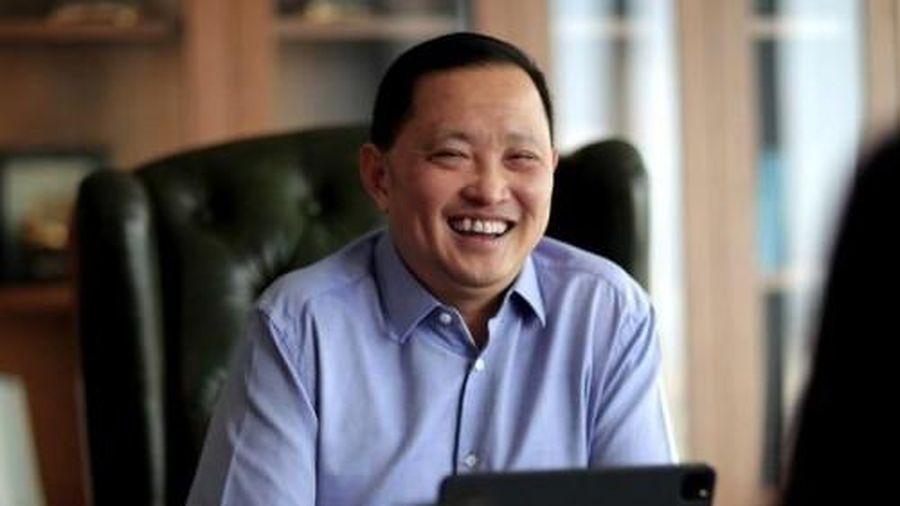 Sau 11 năm lên sàn, cổ phiếu PDR giúp ông Nguyễn Văn Đạt vào Top 5 người giàu nhất sàn chứng khoán