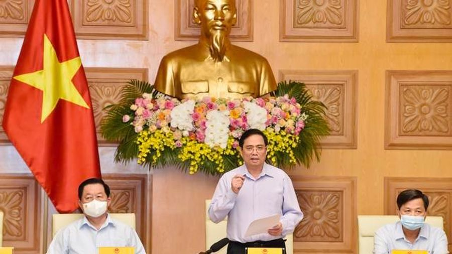 Thủ tướng: Chính phủ luôn lắng nghe và tạo điều kiện thuận lợi cho báo chí