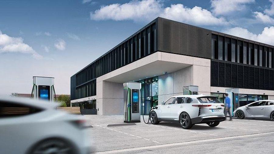 Siemens ra mắt SICHARGE D - bộ sạc nhanh DC hiệu quả nhất cho xe điện ở Châu Á Thái Bình Dương