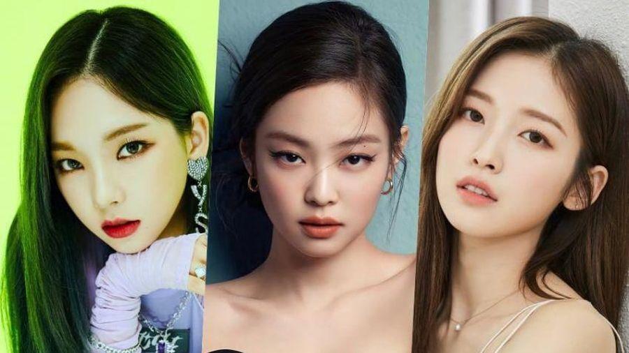 4 tân binh của nhóm Aespa 'vượt mặt' các đàn chị lọt top 10 bảng xếp hạng giá trị thương hiệu idol nữ tháng 6