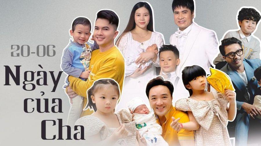 Sao Việt dành những lời chúc thật ý nghĩa nhân Ngày của Cha