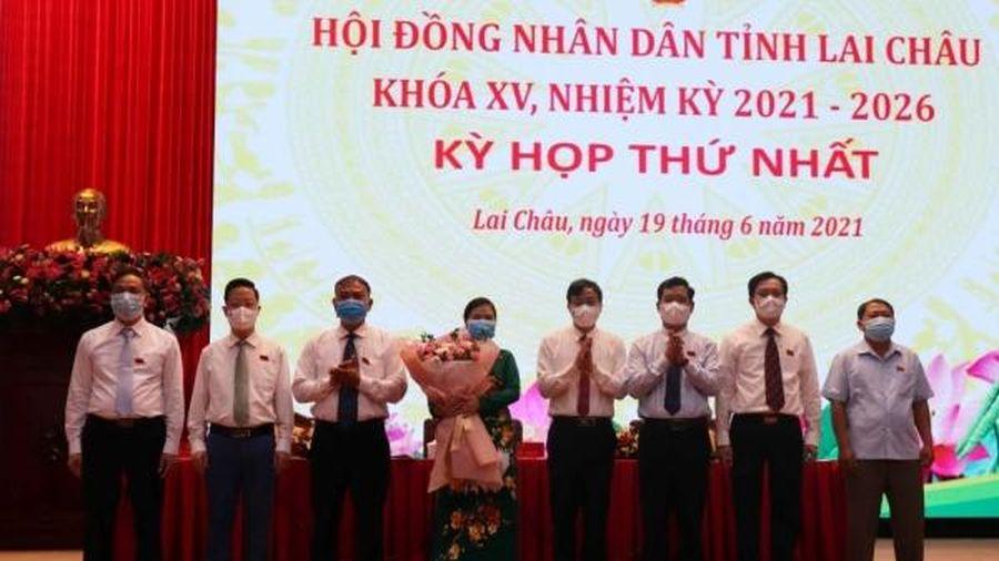 Lai Châu bầu Chủ tịch, Phó Chủ tịch HĐND và UBND tỉnh khóa mới