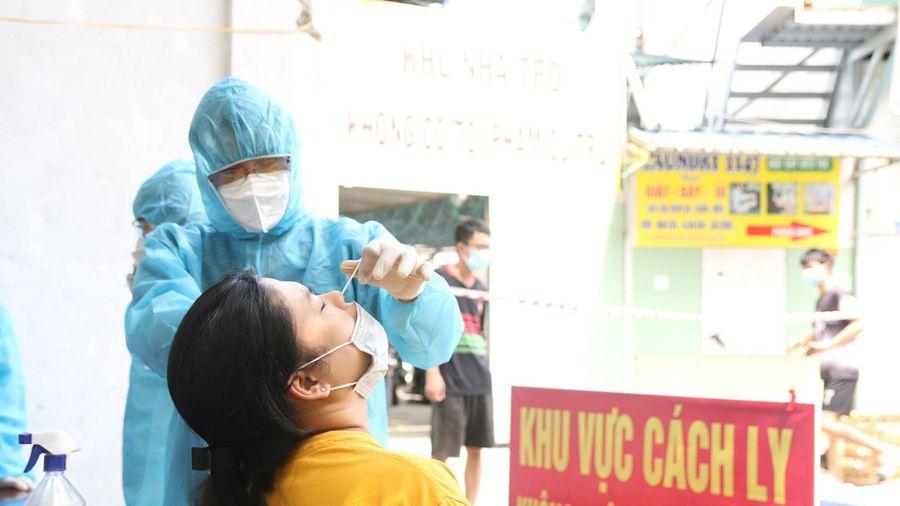 Chiều 20-6, TP.HCM ghi nhận thêm 91 trường hợp nghi nhiễm mới