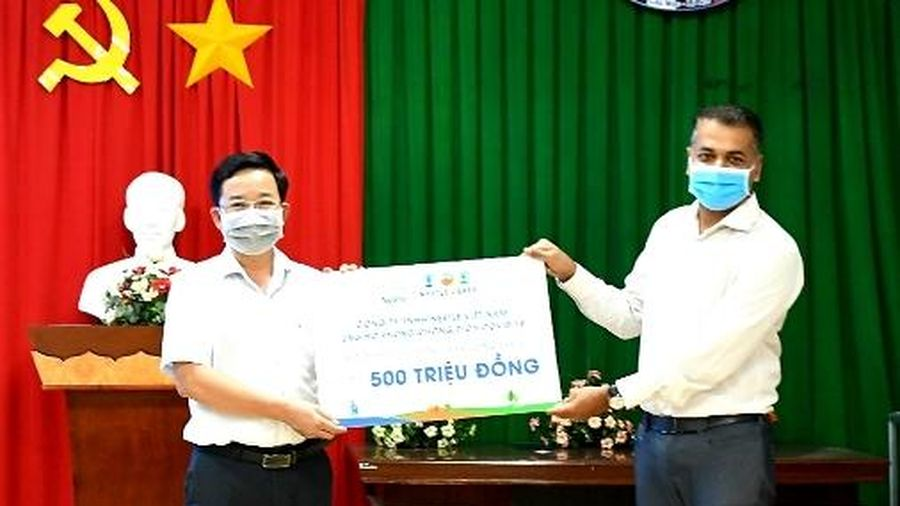 Nestlé Việt Nam tích cực ủng hộ quỹ phòng, chống Covid-19