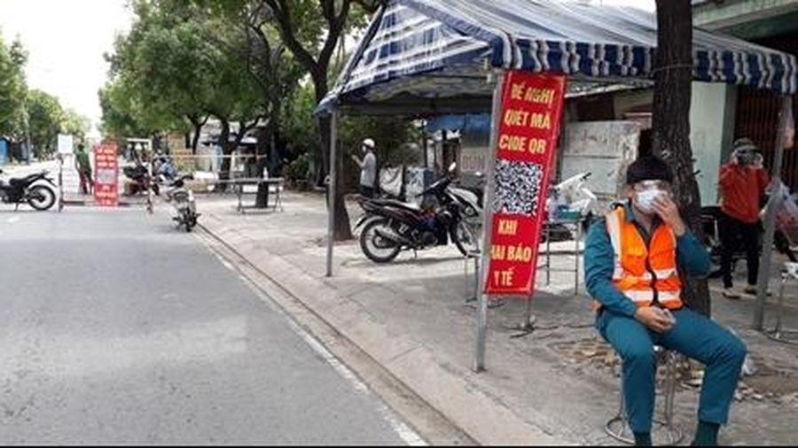 Hướng dẫn lưu thông qua các địa bàn phong tỏa của huyện Hóc Môn