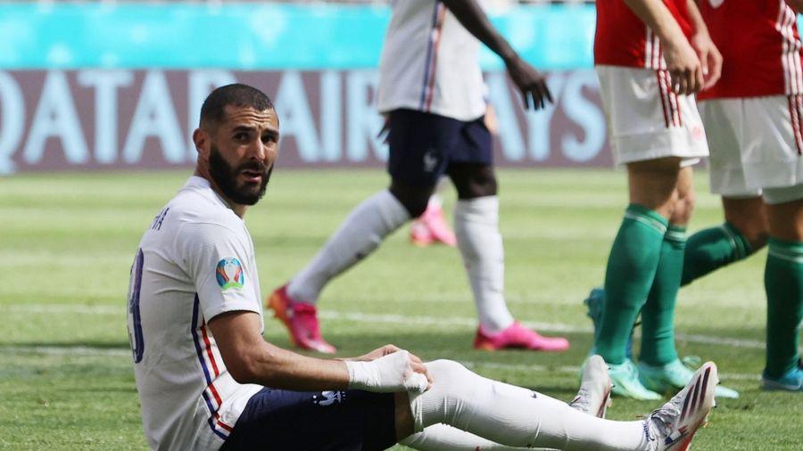 Tuyển Pháp hòa nhạt nhẽo, Benzema sắp mất suất đá chính ở EURO 2020