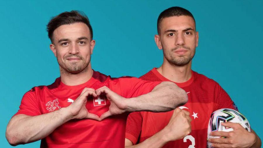 Trực tiếp bóng đá Thụy Sĩ vs Thổ Nhĩ Kỳ EURO 2020