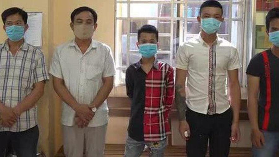 TP HCM: Băng nhóm tội phạm ám ảnh tiểu thương chợ Bình Điền