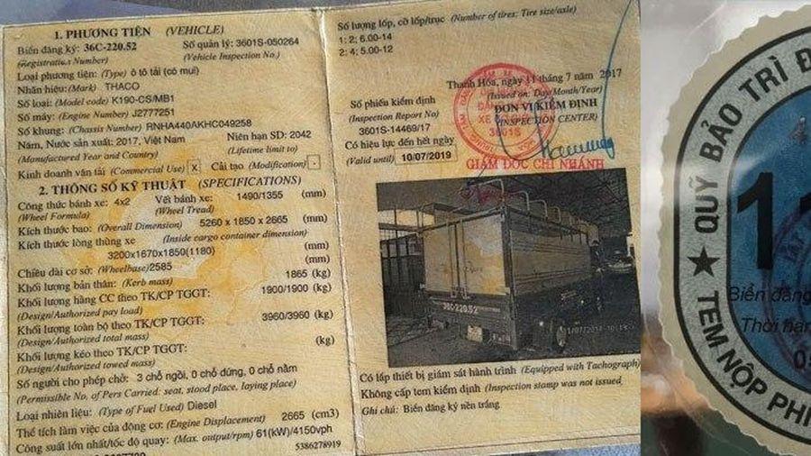 Số hóa đăng kiểm xe cơ giới, tiến tới xóa bỏ giấy chứng nhận bản giấy
