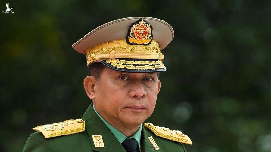 Thống tướng Myanmar Min Aung Hlaing lên đường thăm Nga