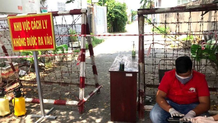 TP.HCM cấm xe nhiều tuyến đường ở Hóc Môn để phòng, chống COVID-19
