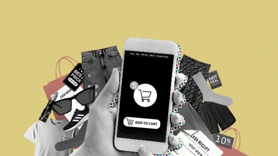 Vì sao nhiều người phóng tay mua sắm online khi giãn cách xã hội